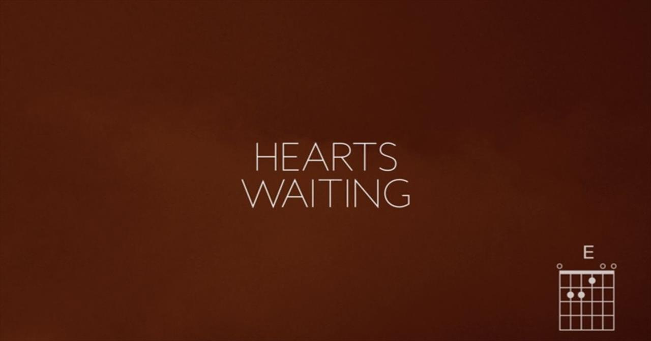 Matt Redman - Hearts Waiting (Joy To The World) (Lyrics And Chords)