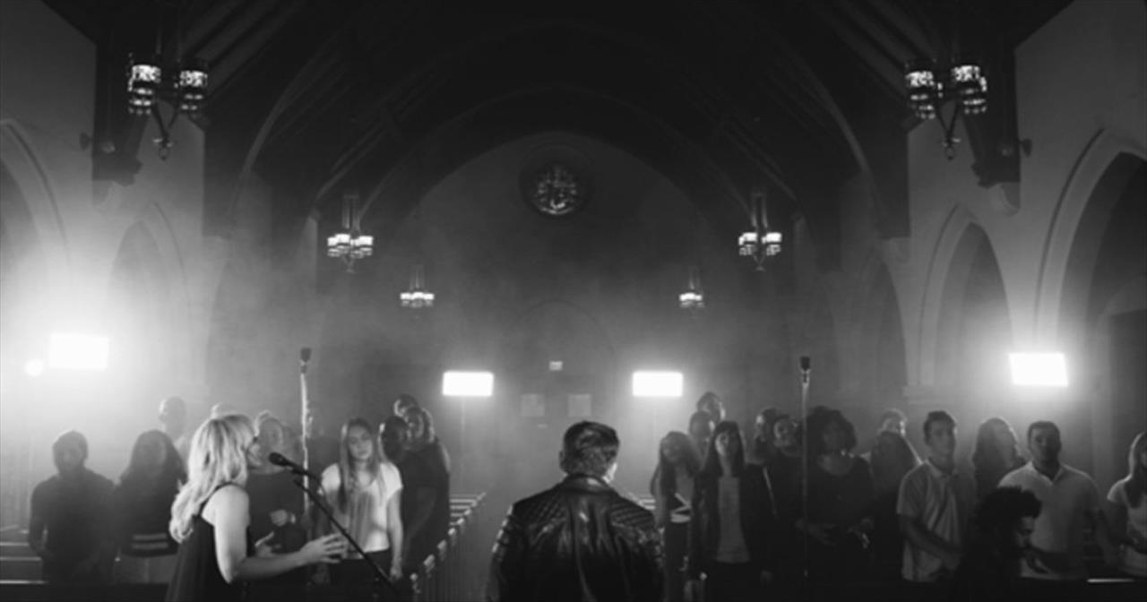 'Help From Heaven' - Acoustic Christmas Song From Matt Redman And Natasha Bedingfield