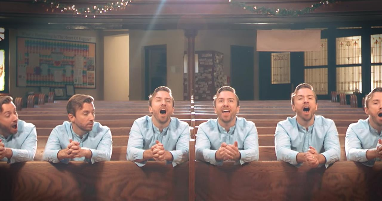 Peter+Hollens+Sings+A+Cappella+Rendition+Of+%27What+Child+Is+This%27