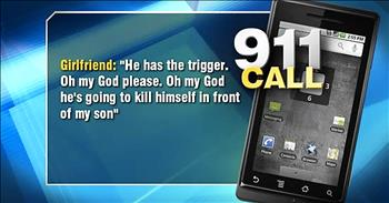 911 Operator Saves Man From Suicide