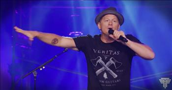 I'll Clean Up For You' - Tim Hawkins Writes Funny Love Song For His Wife