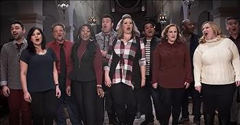 A Cappella Group Sings 'Carol Of The Bells'