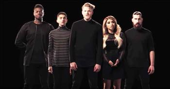 'God Rest Ye Merry Gentlemen' - A Cappella Pentatonix Performance
