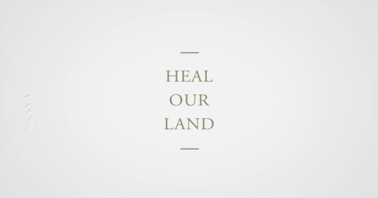 Kari Jobe - Heal Our Land (Lyric Video)