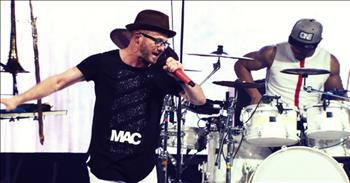 TobyMac Performs 'Me Without You' Live