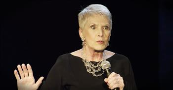 Jeanne Robertson On Why You Don't Mess With Teenage Hussies