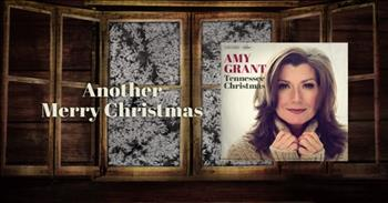 Amy Grant - Another Merry Christmas (Lyric Video)