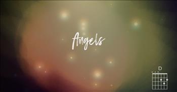 Matt Redman and Chris Tomlin Perform 'Angels (Singing Gloria)'