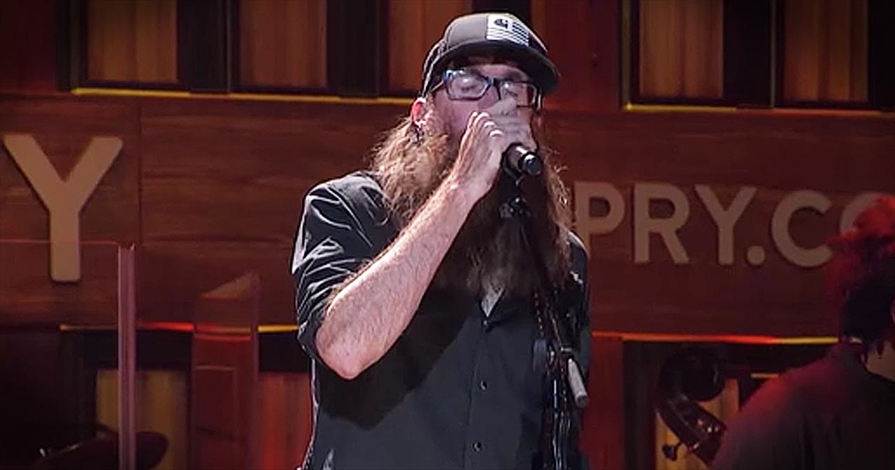 'Run Devil Run' - Crowder At Grand Ole Opry