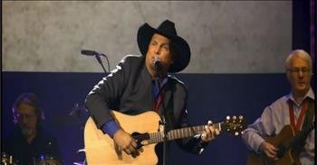 Garth Brooks Dolly Parton Share Faith