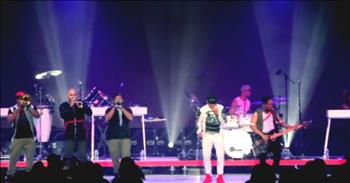 TobyMac's Live 'Funky Jesus Music' with Hollyn Will have You Dancing
