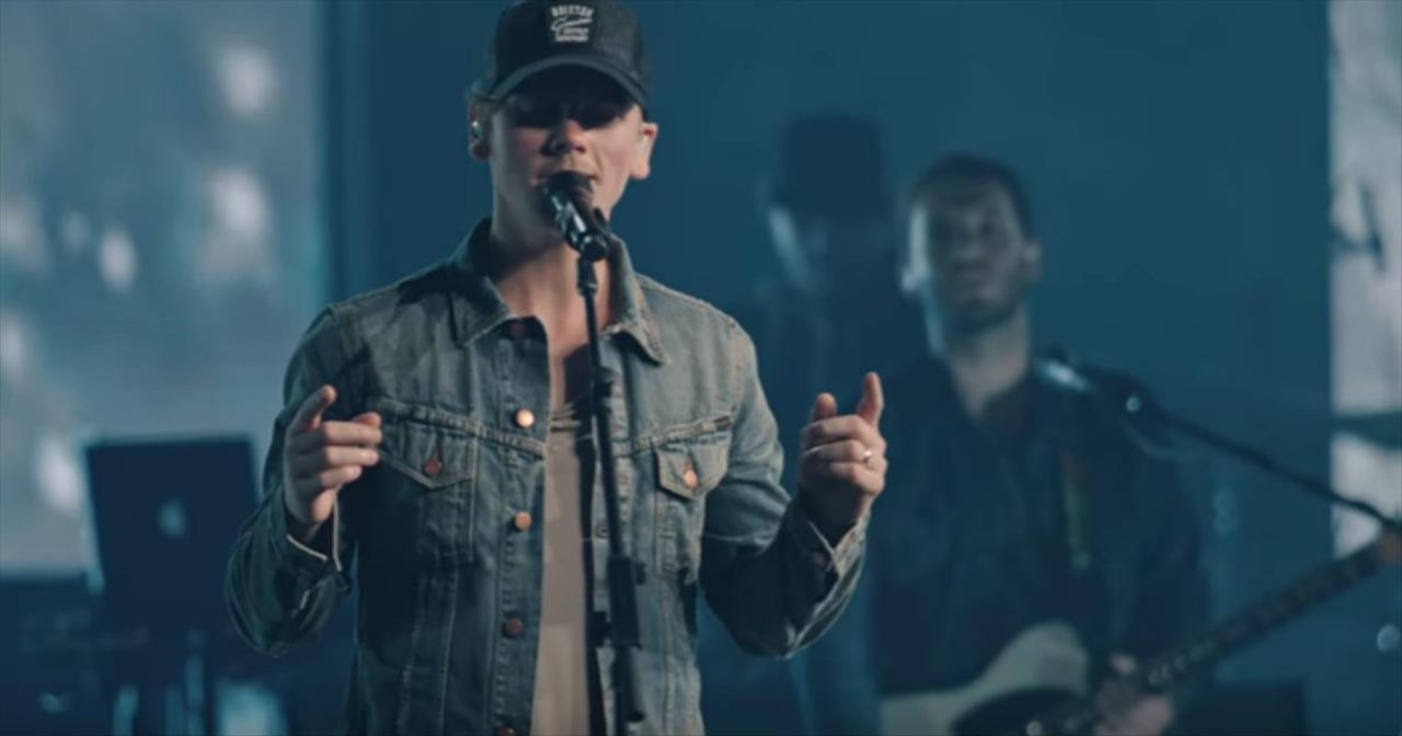 New From Elevation Worship 'There Is A Cloud' (Live)
