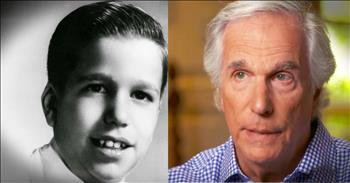 Henry Winkler Opens Up About His Heartbreaking Childhood And Being The Fonz