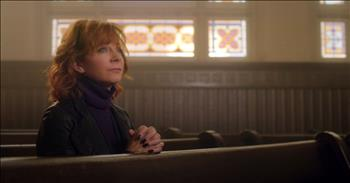 Reba McEntire's First Single Video 'Back To God' From New Gospel Album