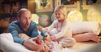 Tough Dads Are Playing With Barbies For The Best Reasons