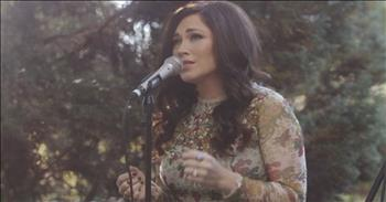 Beautiful Acoustic Performance of 'Fall Afresh' by Kari Jobe