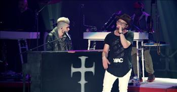 TobyMac  Colton Dixon Live Performance of 'Undeniable'