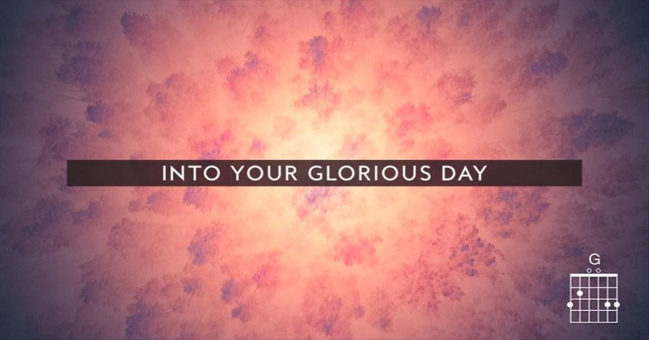 Kristian Stanfill and Passion - 'Glorious Day' (Live/Lyrics And Chords)