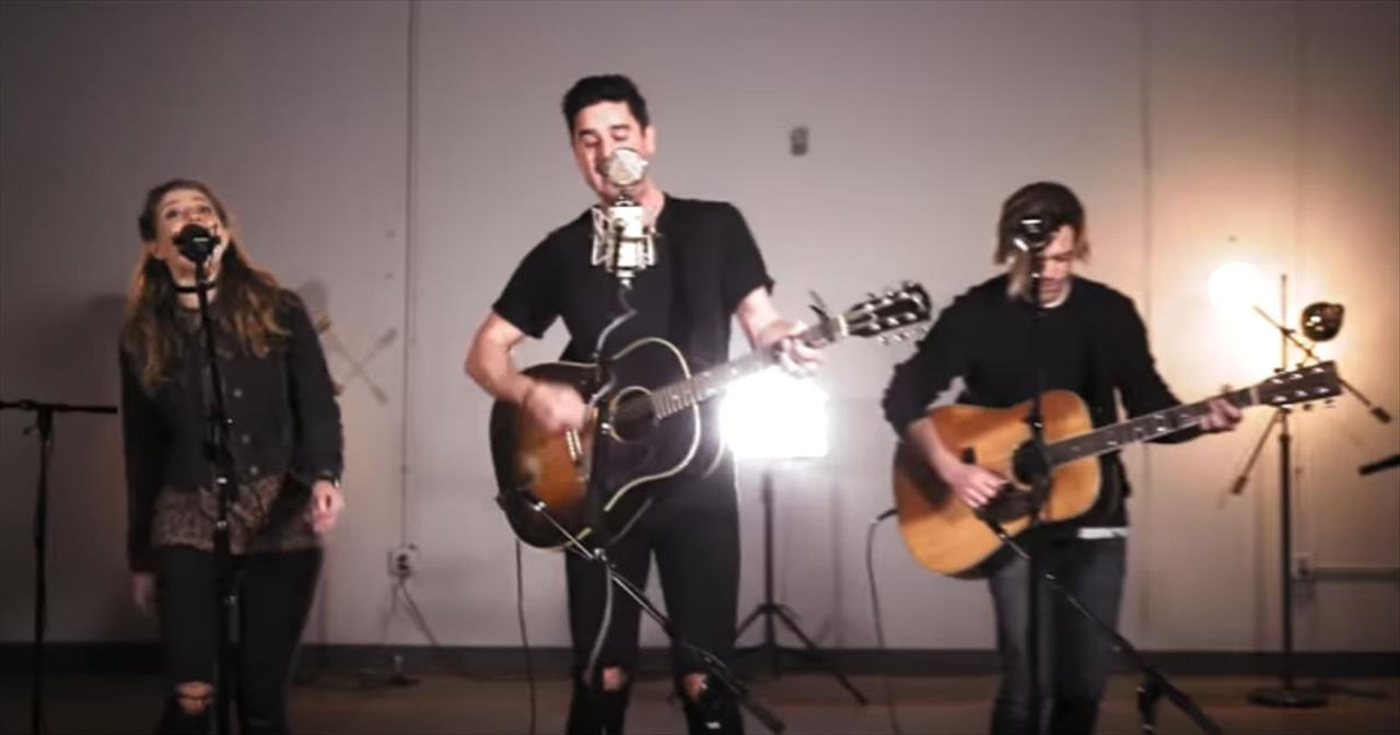 Passion+Band+and+Kristian+Stanfill+Perform+%27Glorious+Day%27+At+New+Song+Cafe