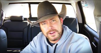 Cowboy's Twist On A Hee Haw Classic Is Too Funny