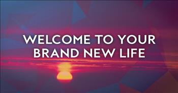 Colton Dixon - Brand New Life (Lyric Video)