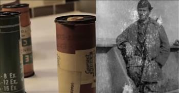 31 Lost Film Rolls From WW2 Soldier Reveal Breathtaking Images