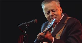 Tommy Emmanuel's Heartwrenching Guitar Performance Of 'Tears For Jerusalem'