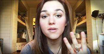 Sadie Robertson's 5 Second Rule Might Be Awkward, But It Is Saving Lives