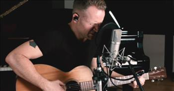 Close Your Eyes And Pray With 'Here I Bow' By Brian Johnson