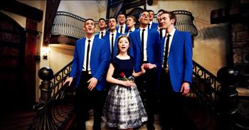 Lexi Walker And Vocal Point Astound With 'Beauty And The Beast' A Capella Medley
