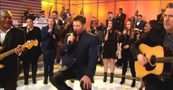 Harry Connick Jr.'s New Arrangement Of 'Hallelujah' Is Soul Food