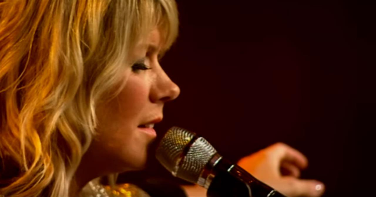 Natalie Grant Feels God's Love In 'Clean'