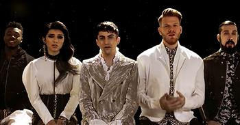 Pentatonix Performs 'Can't Help Falling In Love' A Cappella