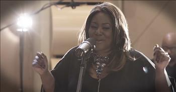 'Unfinished' - Inspiring Worship From Mandisa