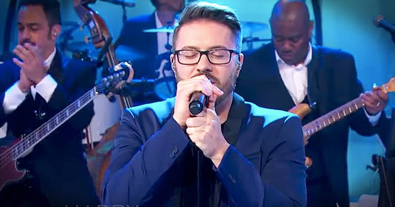 'The Comeback' - Danny Gokey Performance