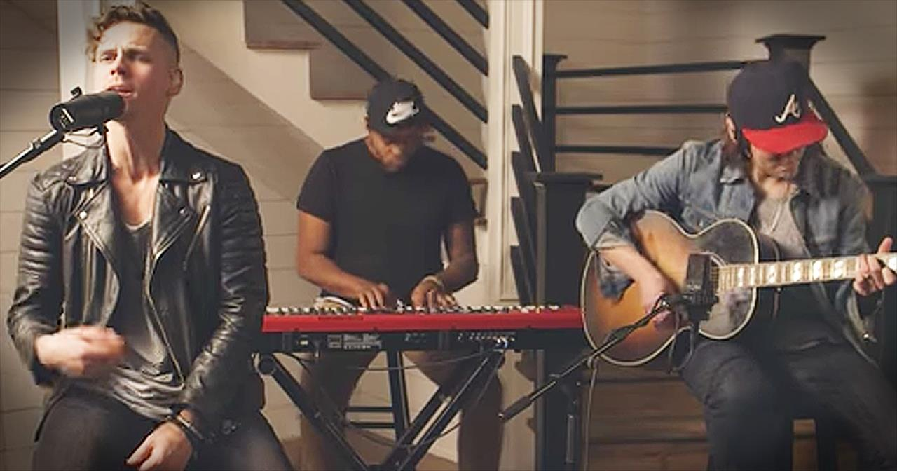 'Mighty Warrior' - Acoustic Performance From Elevation Worship