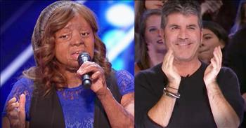 Plane Crash Survivor Audition Impresses Judges