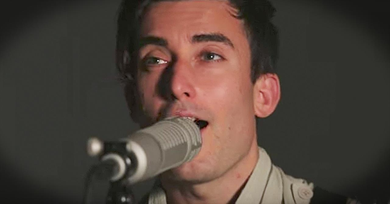 'My All In All' - Phil Wickham Acoustic Performance