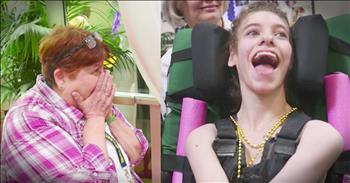 Special Needs Students Get A Graduation They'll Never Forget