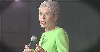 Jeanne Robertson Asks Left Brain Questions