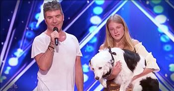 Simon Helps Contestant Other Judges Reject