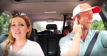 Funny Family Shows Types Of People On Road Trips