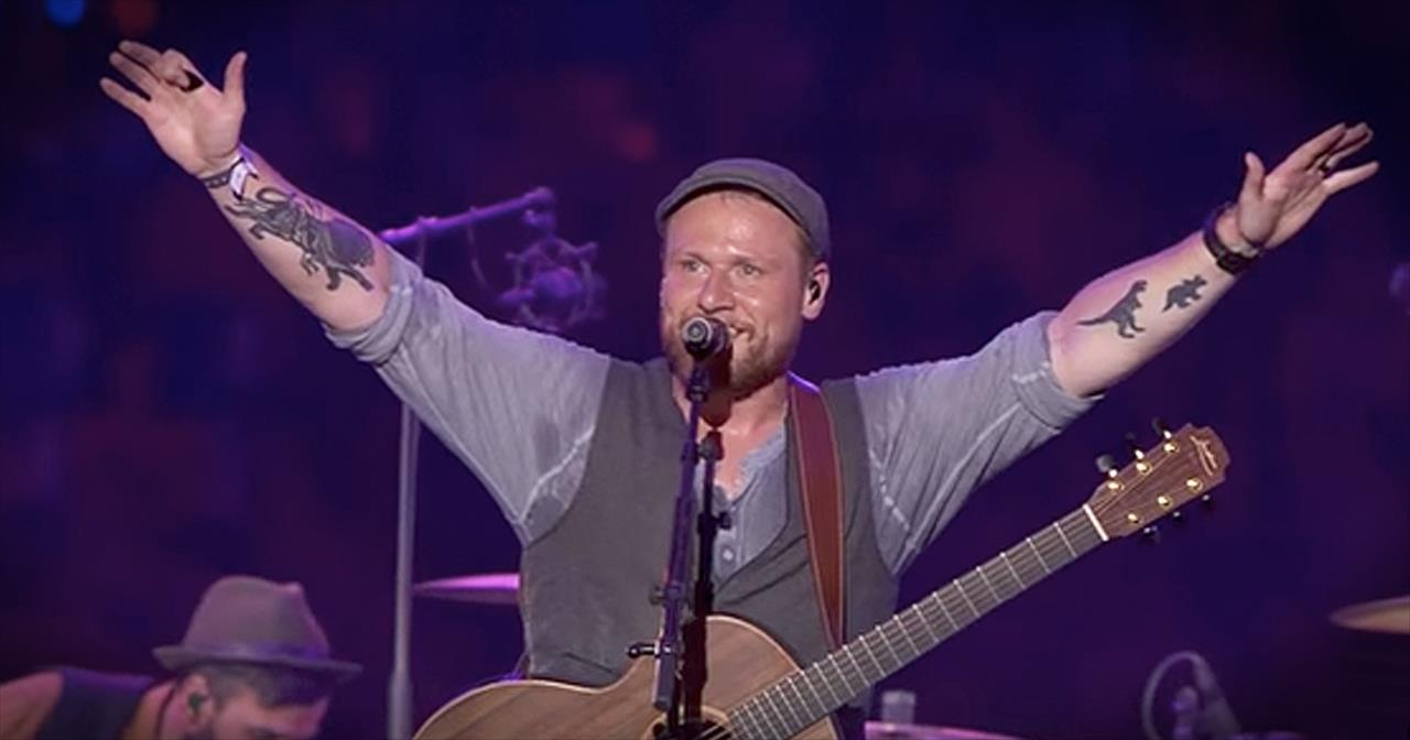 'Joy Of The Lord' - Live Performance From Rend Collective