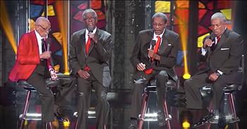 103-Year-Old And Gospel Group Worship The Lord