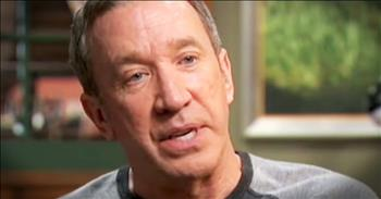 Tim Allen Shares His Relationship With God