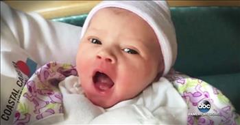 Family Welcomes First Girl In 137 Years