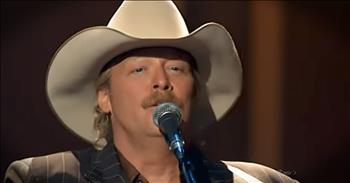Alan Jackson Sings 'Standing On The Promises'