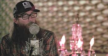 'All My Hope' - Acoustic Performance From Crowder