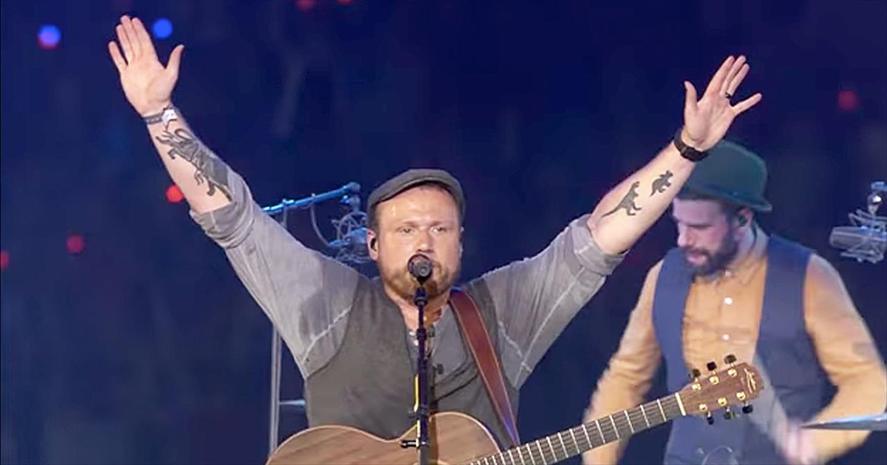 'You Will Never Run' - Rend Collective Live