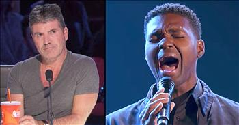 Stevie Wonder Cover Earns The Golden Buzzer